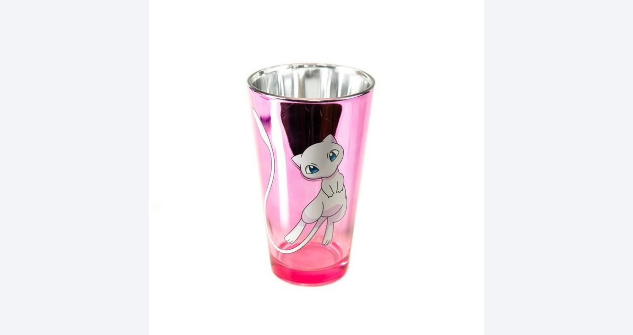 Pokemon Mew Pint Glass