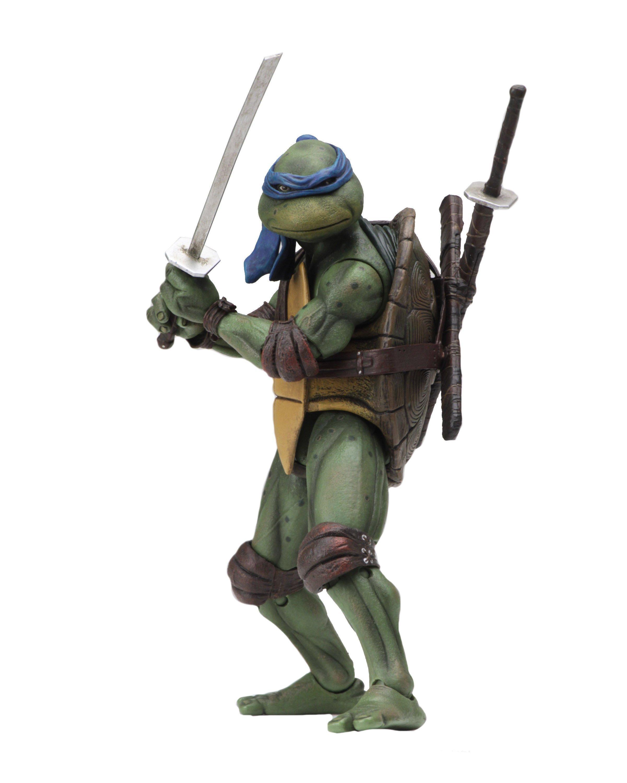 Teenage Mutant Ninja Turtles 90 S Movie Leonardo Action Figure