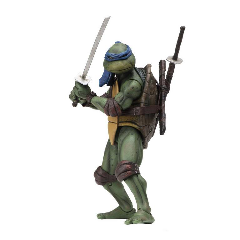 Teenage Mutant Ninja Turtles 90's Movie Leonardo Action Figure Only at GameStop