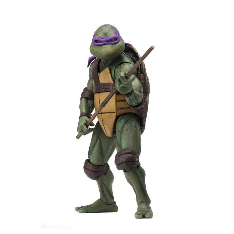 Teenage Mutant Ninja Turtles 90's Movie Donatello Action Figure - Only at GameStop