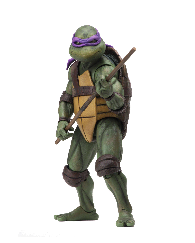 Teenage Mutant Ninja Turtles 90 S Movie Donatello Action Figure