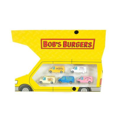 Bob's Burgers Van 5 Pack Summer Convention Exclusive
