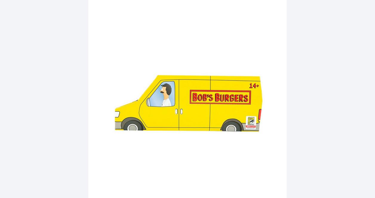 Bobs Burgers Van 5 Pack Summer Convention Exclusive