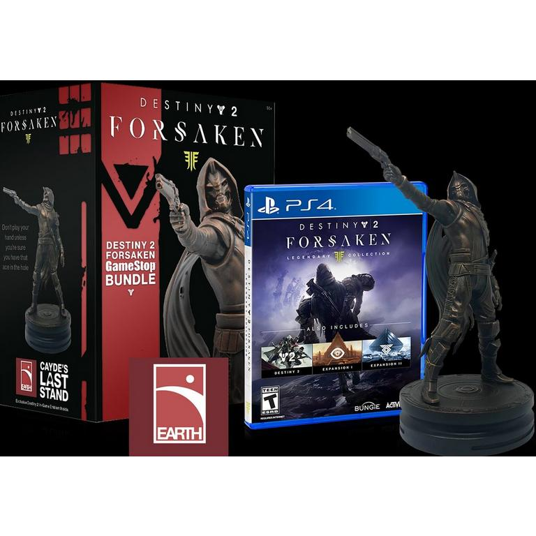 Destiny 2: Forsaken GameStop Bundle - Only at GameStop