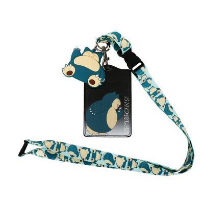 Pokemon Snorlax Lanyard