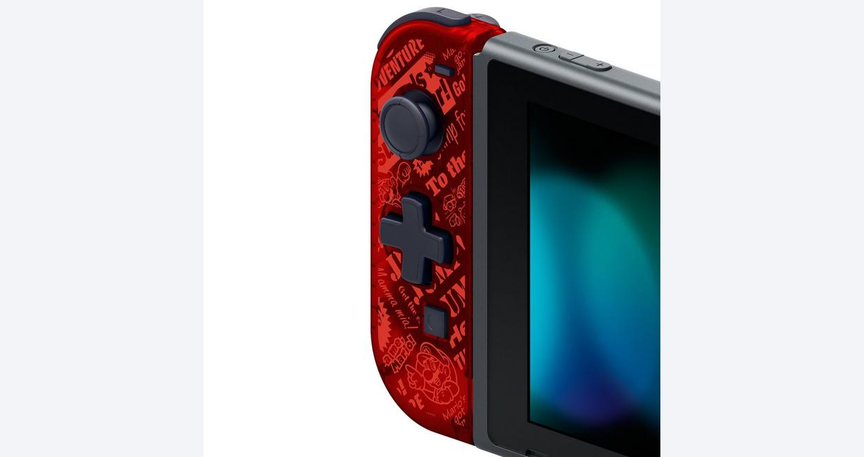 Nintendo Switch D-Pad Joy-Con (L) Super Mario