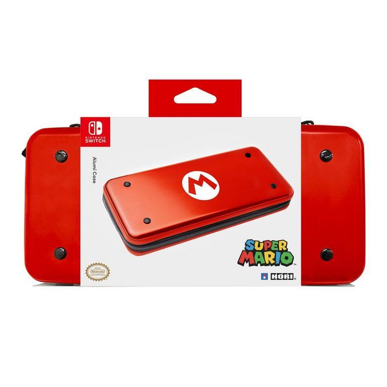 Super Mario Bros Aluminum Case For Nintendo Switch Nintendo Switch Gamestop