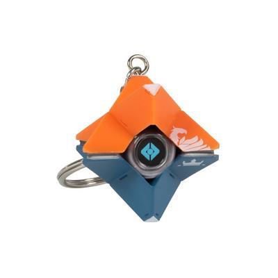 Destiny Kill Tracker Ghost Keychain