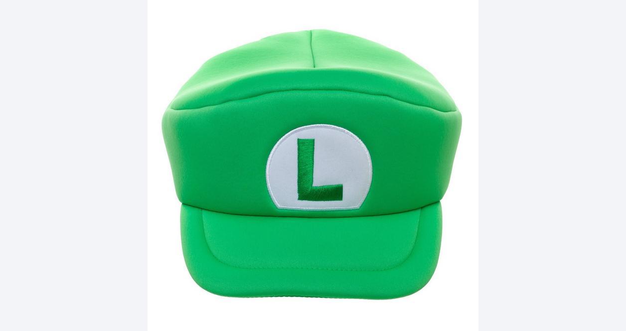 Nintendo Luigi Costume Hat