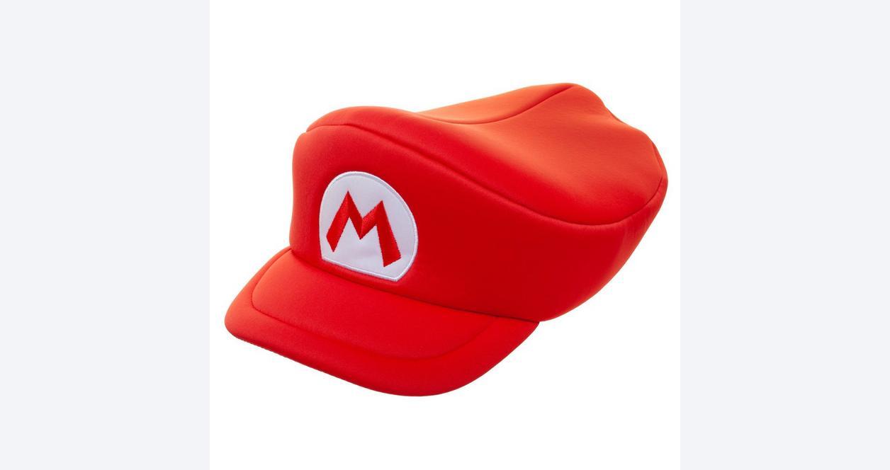 Nintendo Mario Costume Hat
