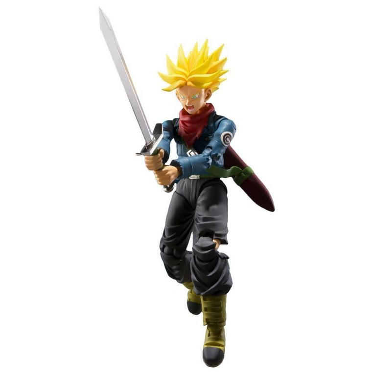 Dragon Ball Super Future Trunks S.H. Figuarts Action Figure