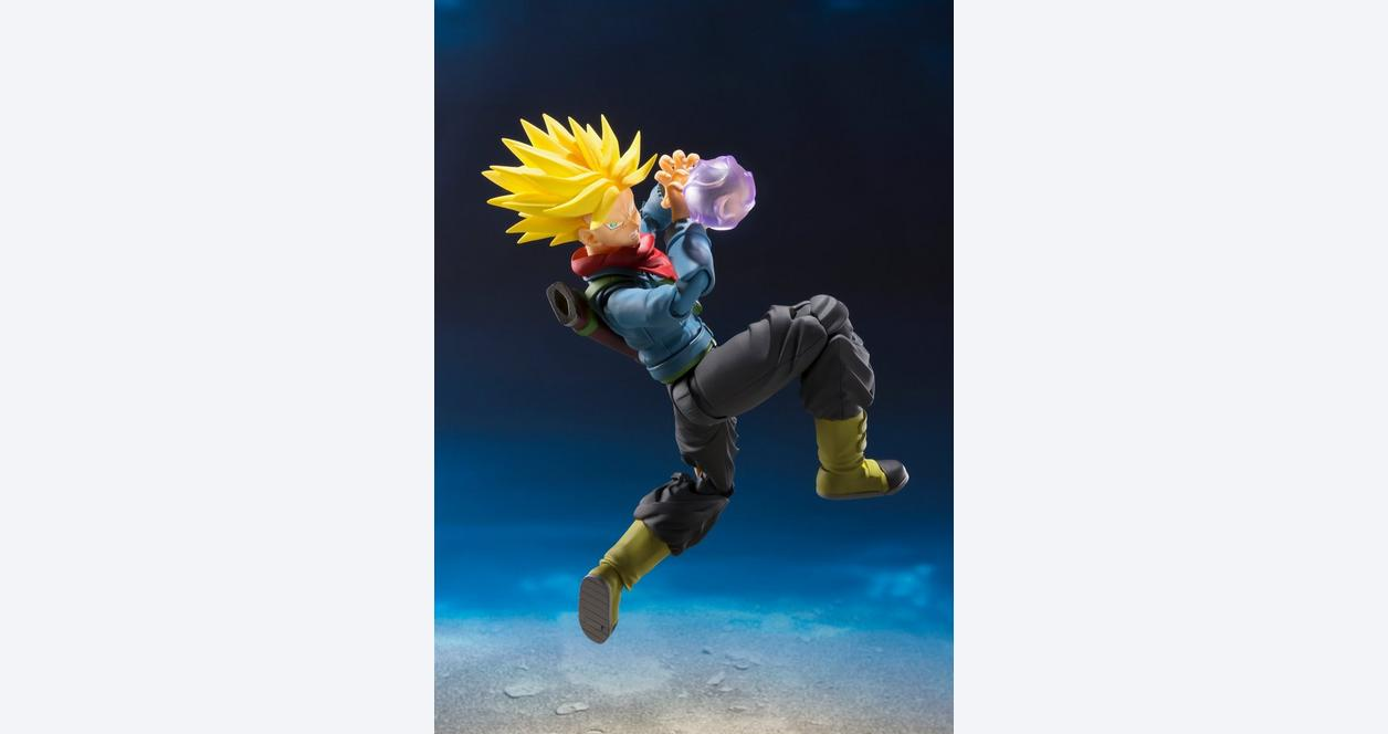 S.H. Figuarts Dragon Ball Z Future Trunks Action Figure