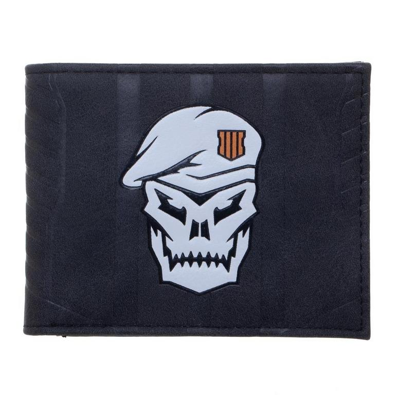 Call of Duty: Black Ops 4 Skull Bifold Wallet