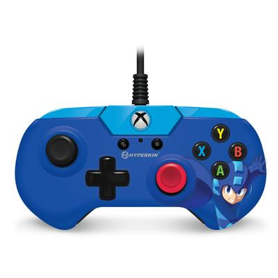 X91 Wired Controller: Mega Man 11 Edition for Xbox One