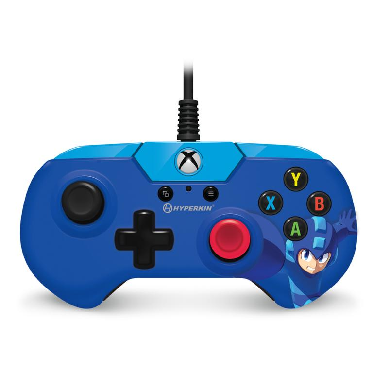Xbox Mega Man 11 Limited Edition X91 Wired Controller