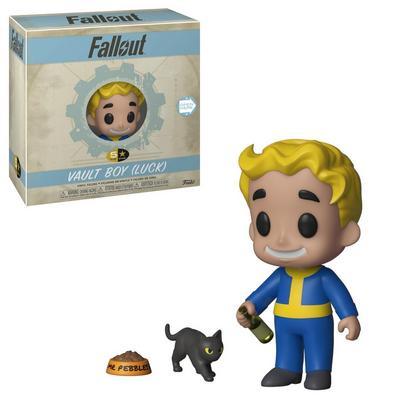 5 Star: Fallout Vault Boy Luck