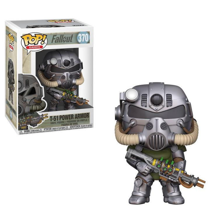 POP! Games: Fallout - T-51 Power Armor