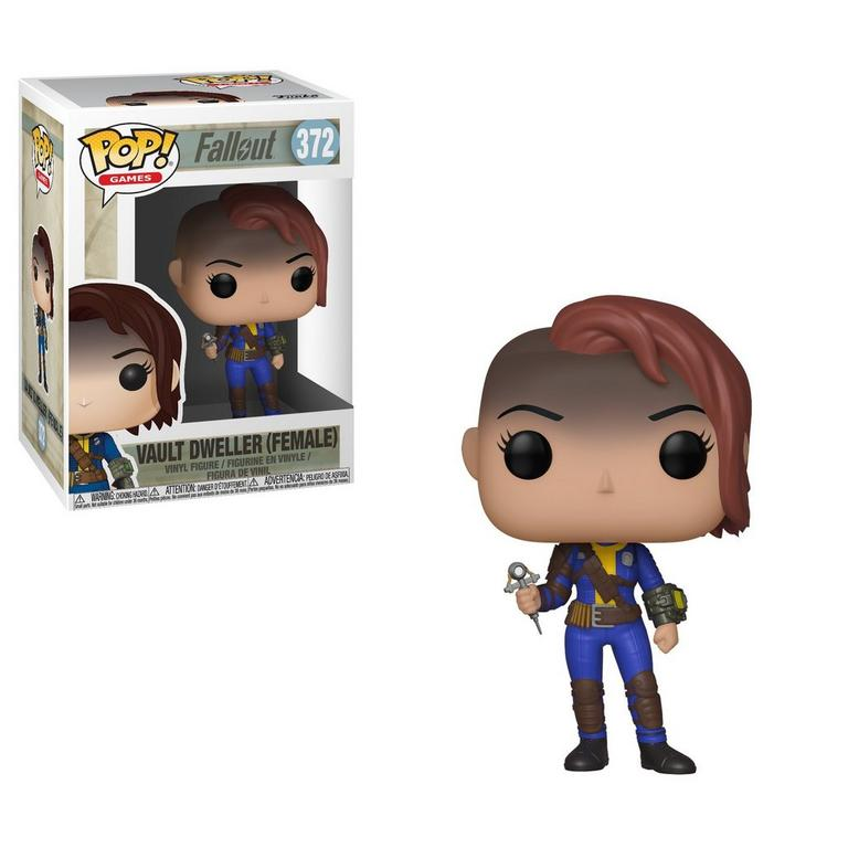 POP! Games: Fallout Vault Dweller Female