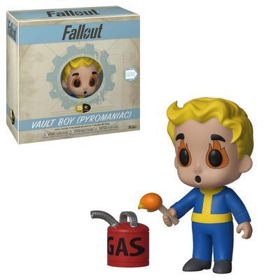 5 Star: Fallout Vault Boy Pyromaniac