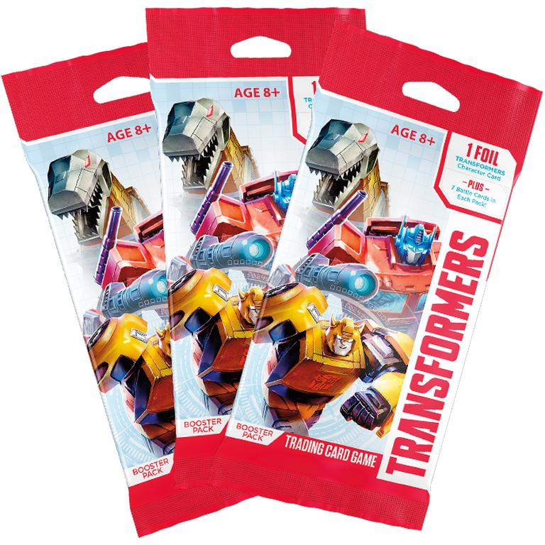 Transformers Trading Card Game Booster Pack