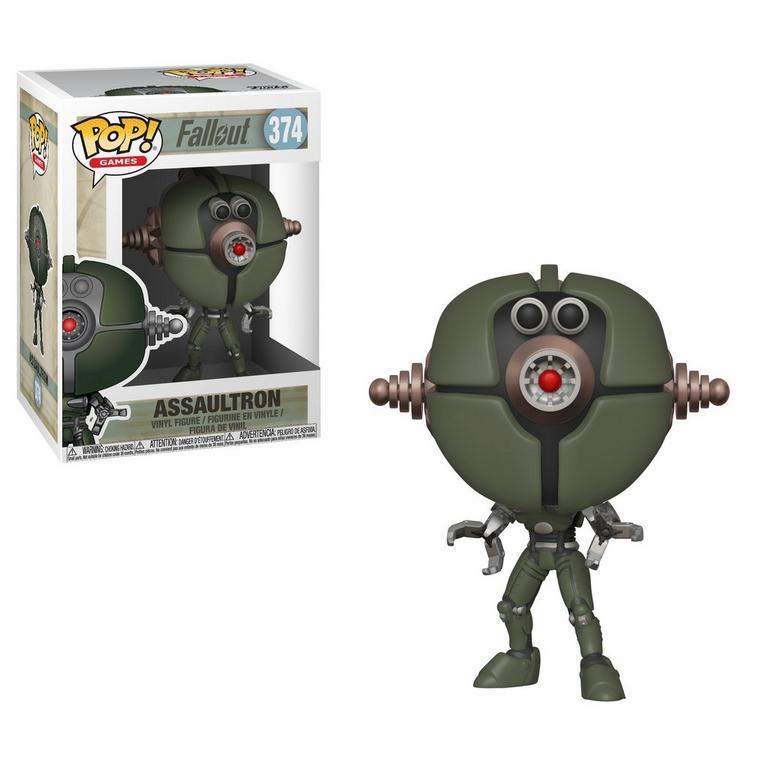 POP! Games: Fallout - Assaultron