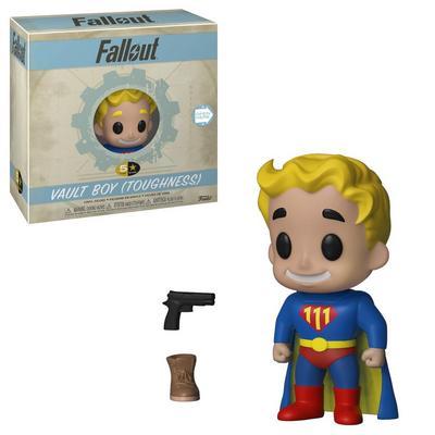 5 Star: Fallout - Vault Boy (Toughness)