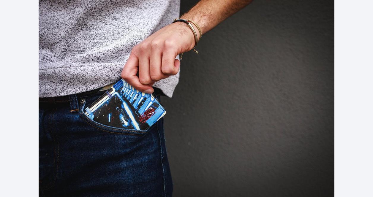 Star Wars Stormtrooper Bifold Wallet