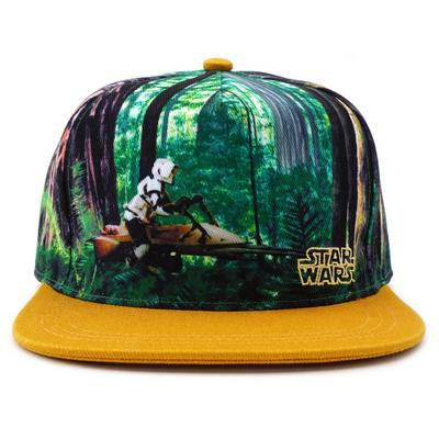 Star Wars Scout Trooper Snapback Baseball Cap