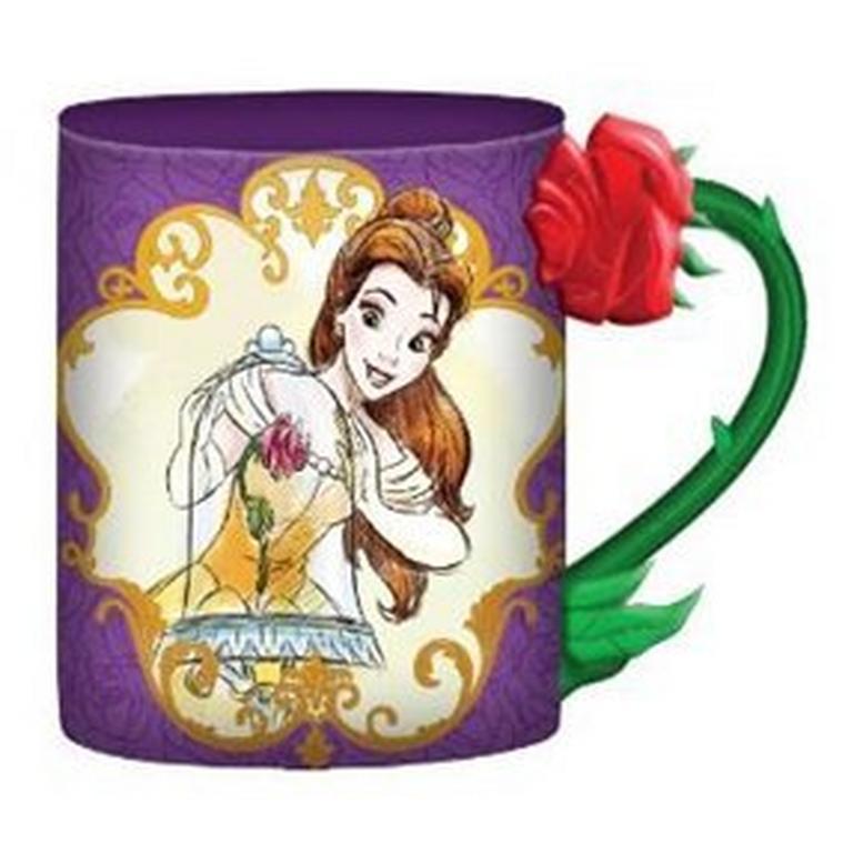 Beauty and The Beast Belle Mug