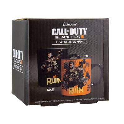 Call of Duty: Black Ops 4 Heat Changing Mug
