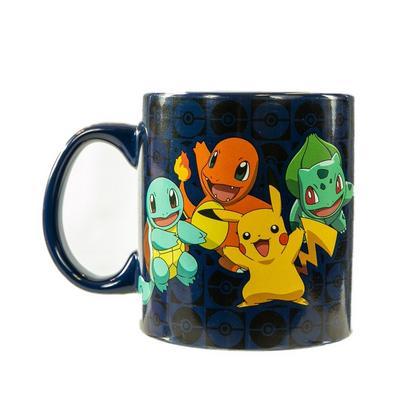 Pokemon Kanto Starters Mug