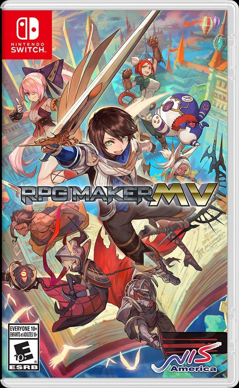 RPG Maker MV | Nintendo Switch | GameStop