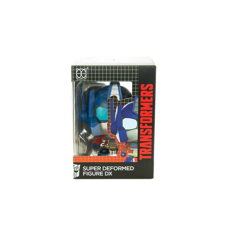Transformers Optimus Prime Super Deformed Figure