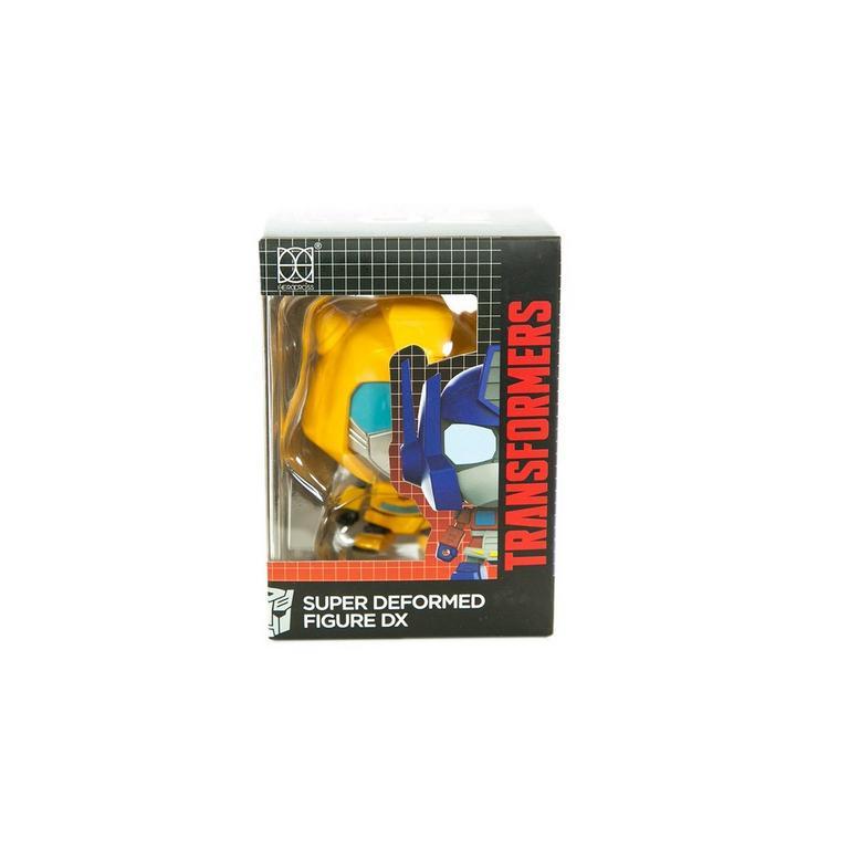 Transformers Bumblebee Super Deformed Action Figure