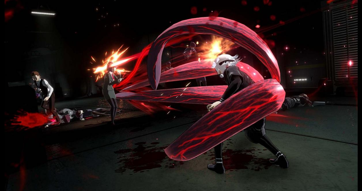 TOKYO GHOUL: re [CALL to EXIST]