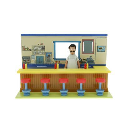 Bob's Burgers Diorama Playset