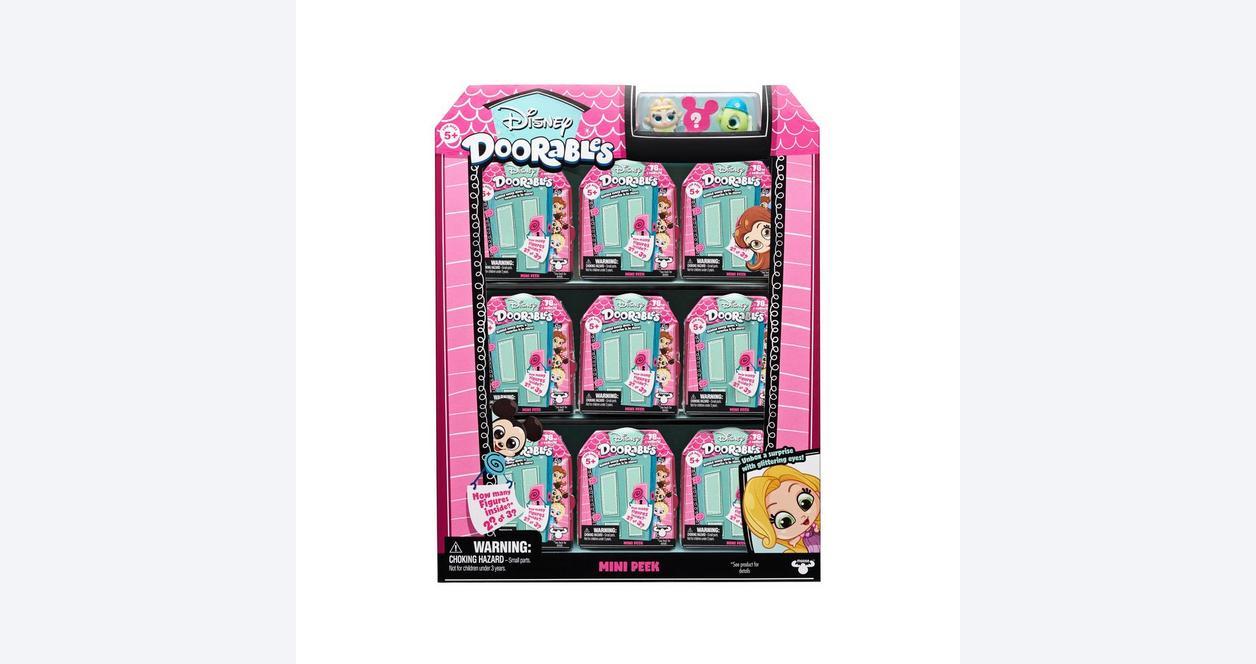 Disney Doorables Blind Box Mini Peek