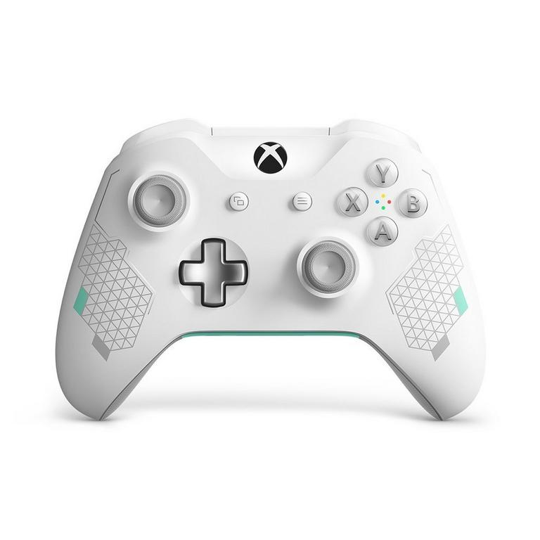 Microsoft Xbox One Sport White Special Edition Wireless Controller
