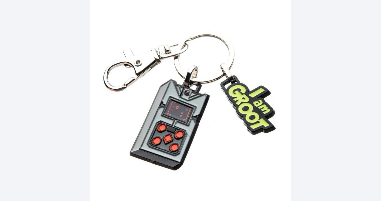Guardians of the Galaxy Groot Game Keychain