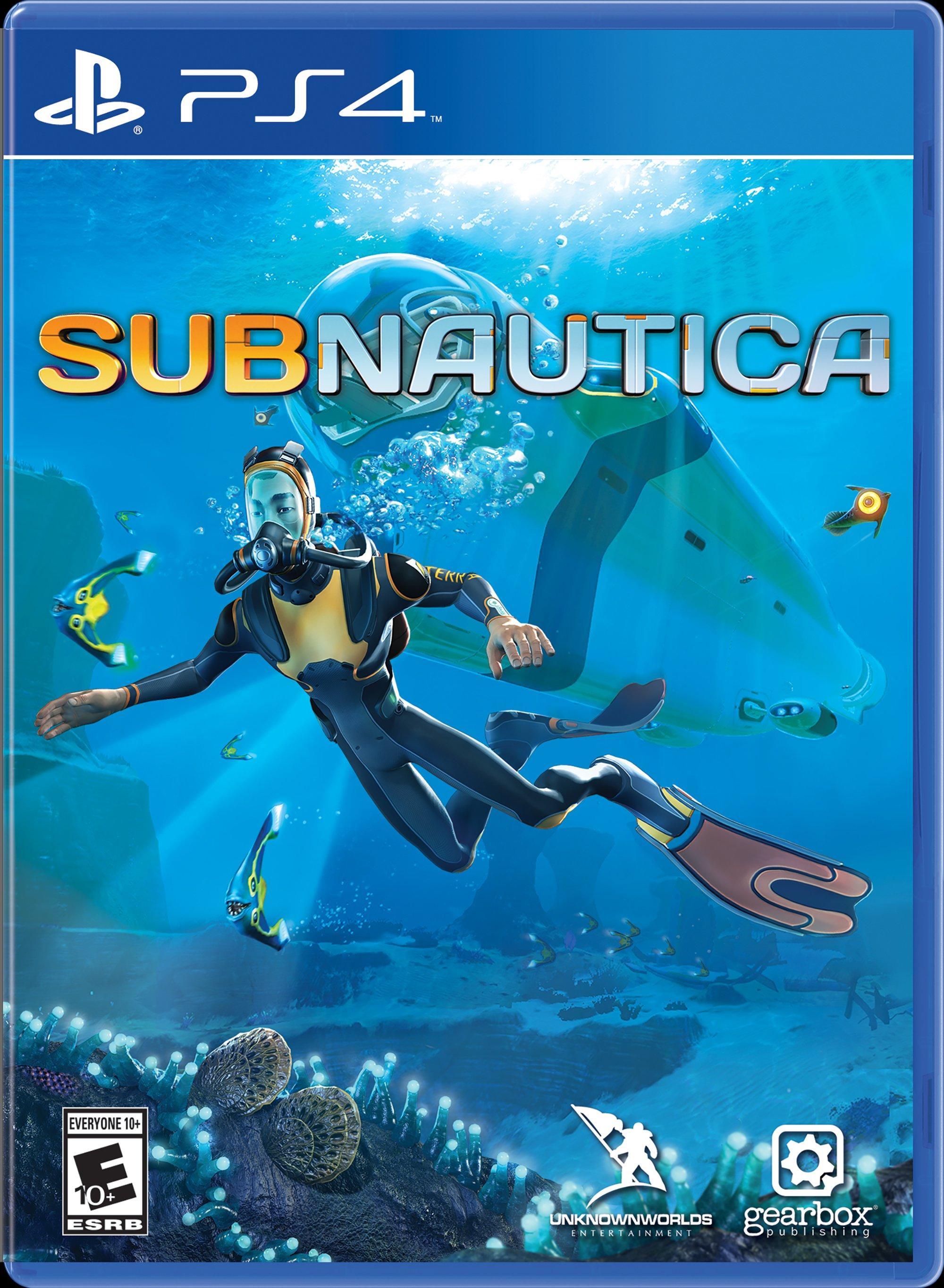 Subnautica | PlayStation 4 | GameStop
