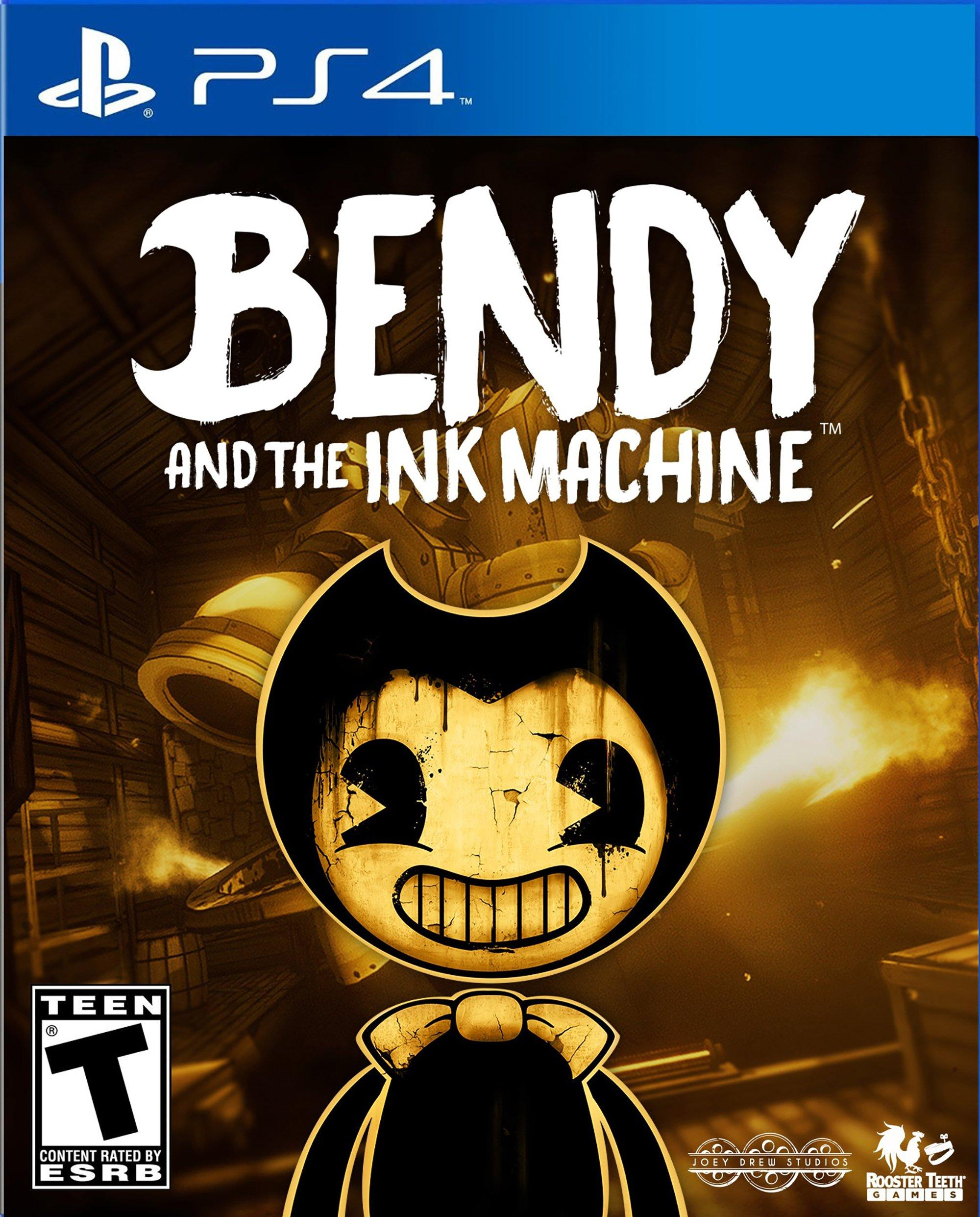 Bendy and the Ink Machine | PlayStation 4 | GameStop