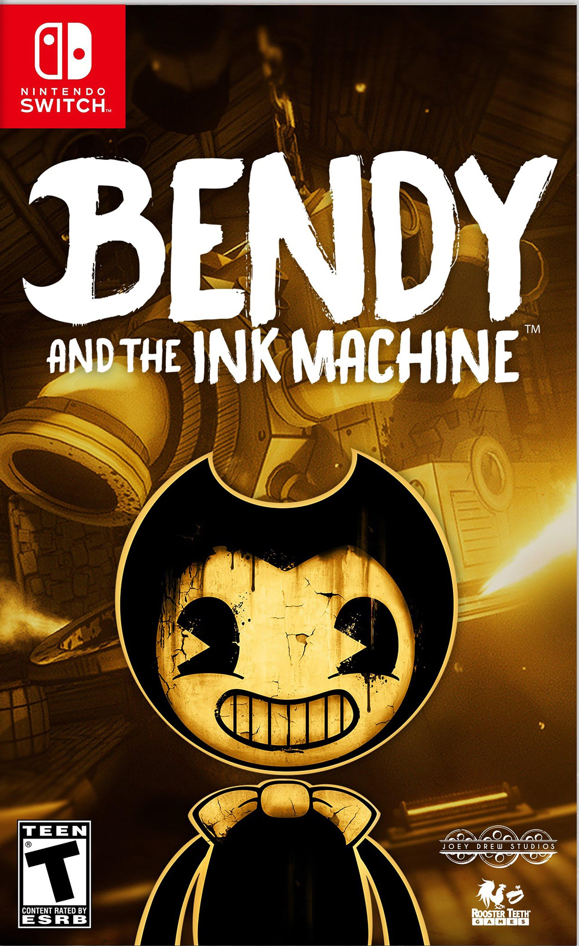 100 Pictures of Fotos Bendy And The Ink Machine