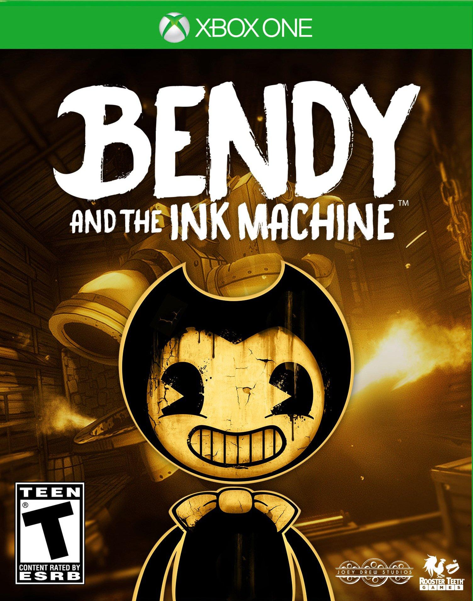 Bendy and the Ink Machine | Xbox One | GameStop