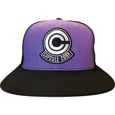 Dragon Ball Z Capsule Corp. Baseball Cap