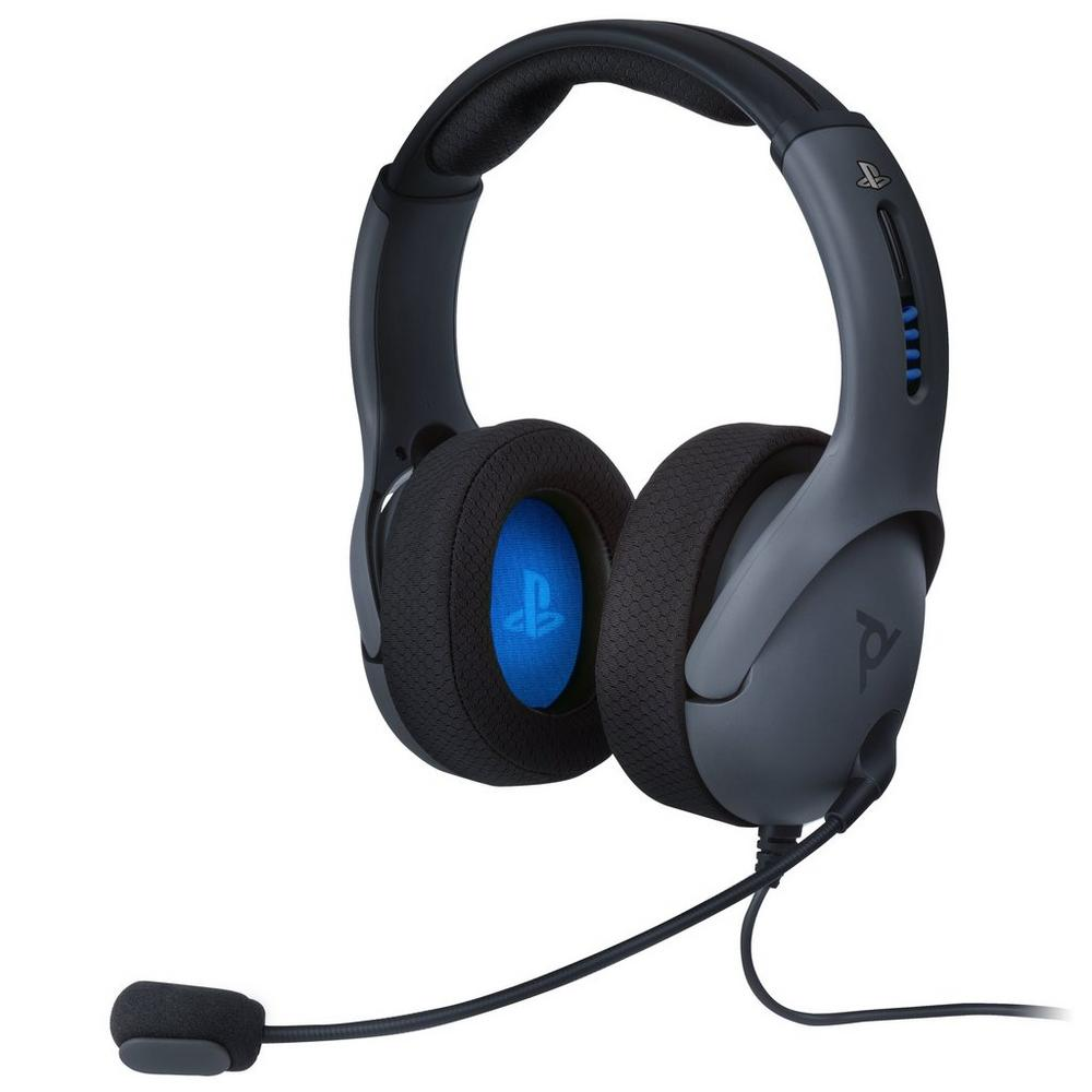PDP LVL 50 Wired Stereo Headset for PS4 | PlayStation 4 | GameStop