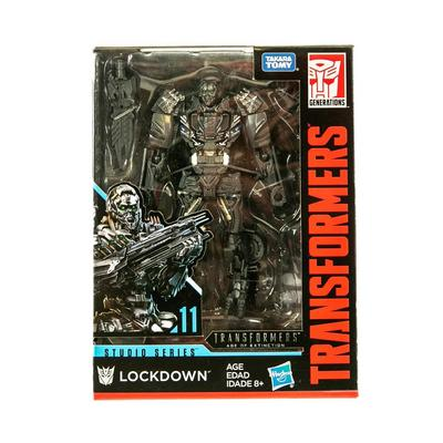 Transformers Dark of the Moon Studio Series Lockdown Action Figure