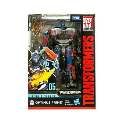 Transformers: Revenge of the Fallen Optimus Prime Studio Series Action Figure