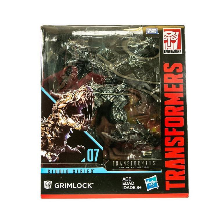 Transformers Age of Extinction Studio Series Grimlock Action Figure
