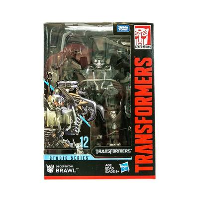 Transformers Brawl Studio Series Action Figure