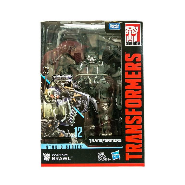 Transformers Brawl Studio Series Action Figure